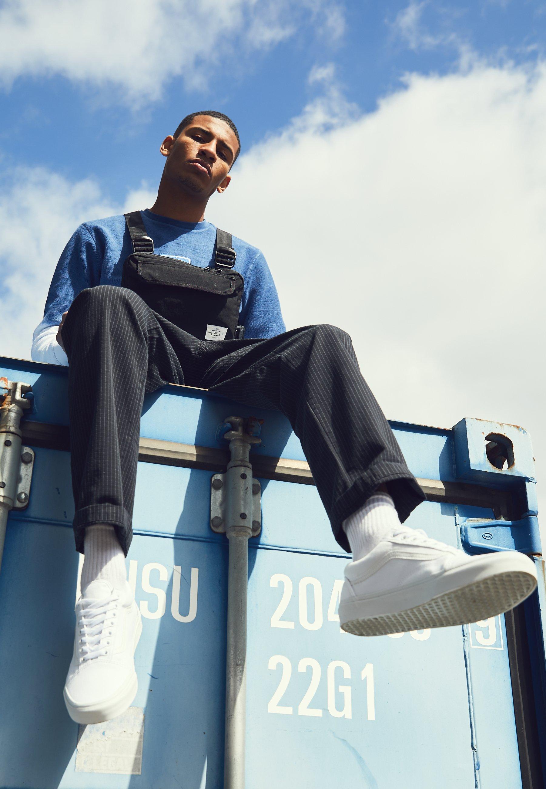 Vans Old Skool - Chaussures De Skate True White