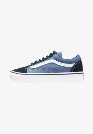 OLD SKOOL - Skateboardové boty - navy