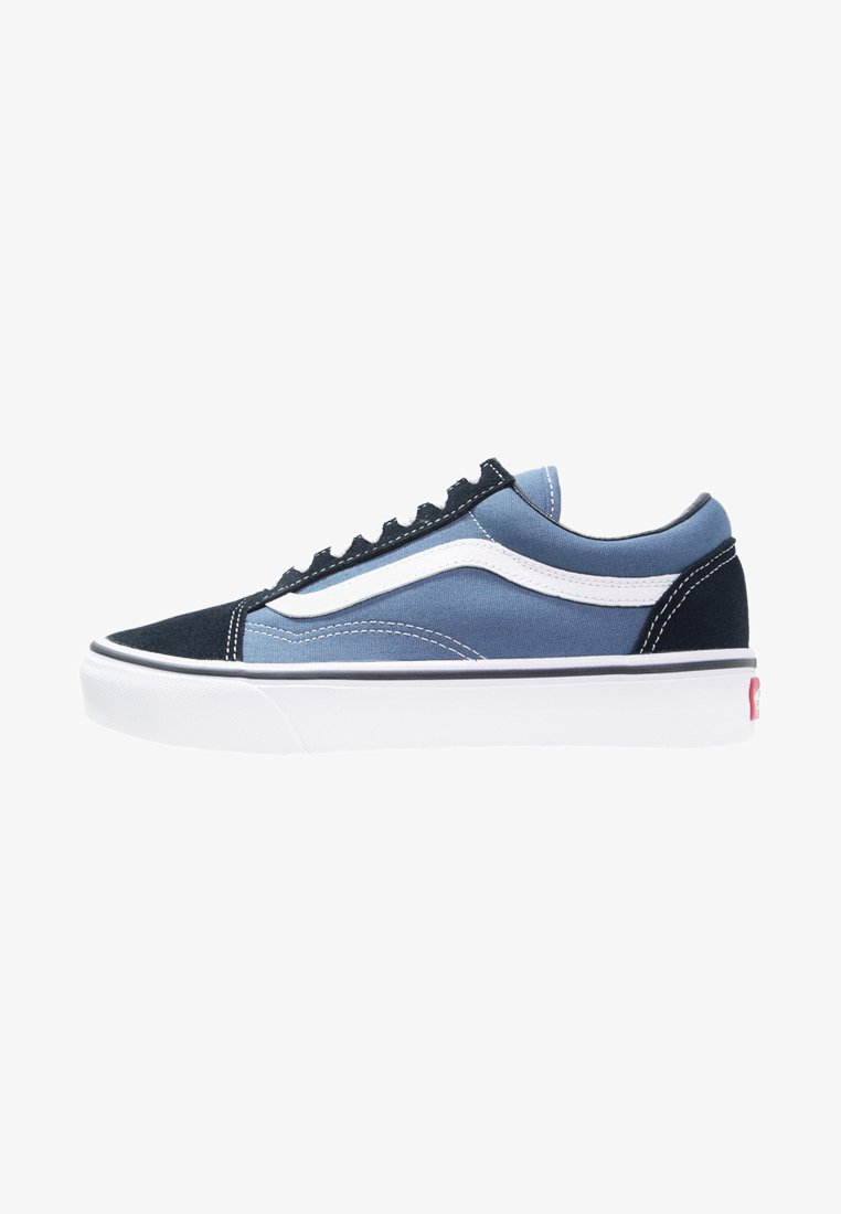 Vans - OLD SKOOL - Skate shoes - navy