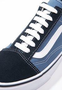 Vans - OLD SKOOL - Scarpe skate - navy - 9