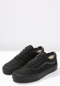Vans - OLD SKOOL - Skate shoes - black - 6
