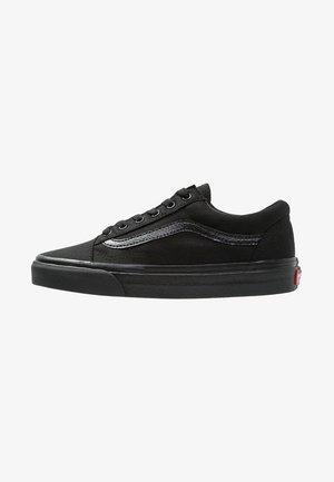 OLD SKOOL - Skate shoes - black