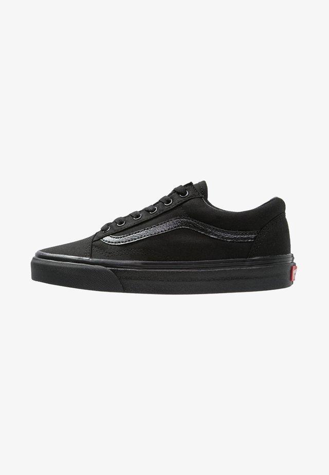 OLD SKOOL - Chaussures de skate - black