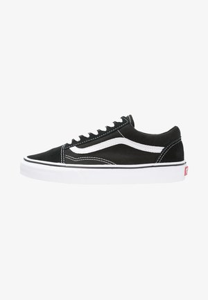 OLD SKOOL - Scarpe skate - black