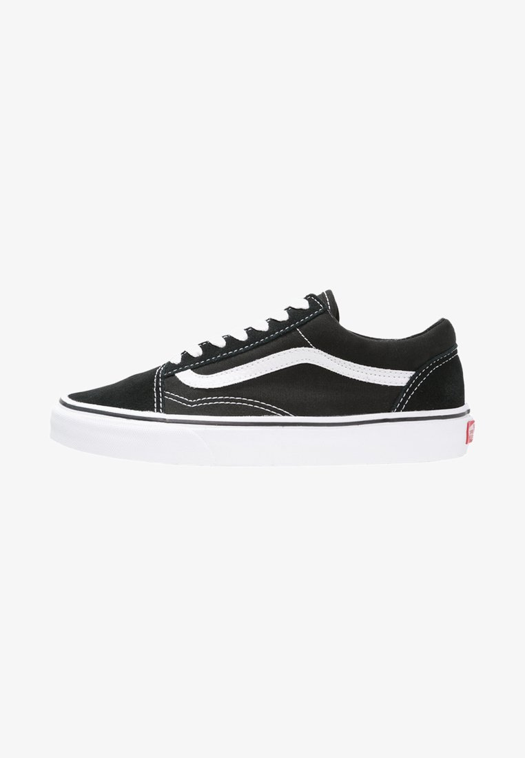 Vans - OLD SKOOL - Skate shoes - black