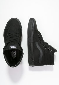 Vans - SK8-HI - High-top trainers - black - 1