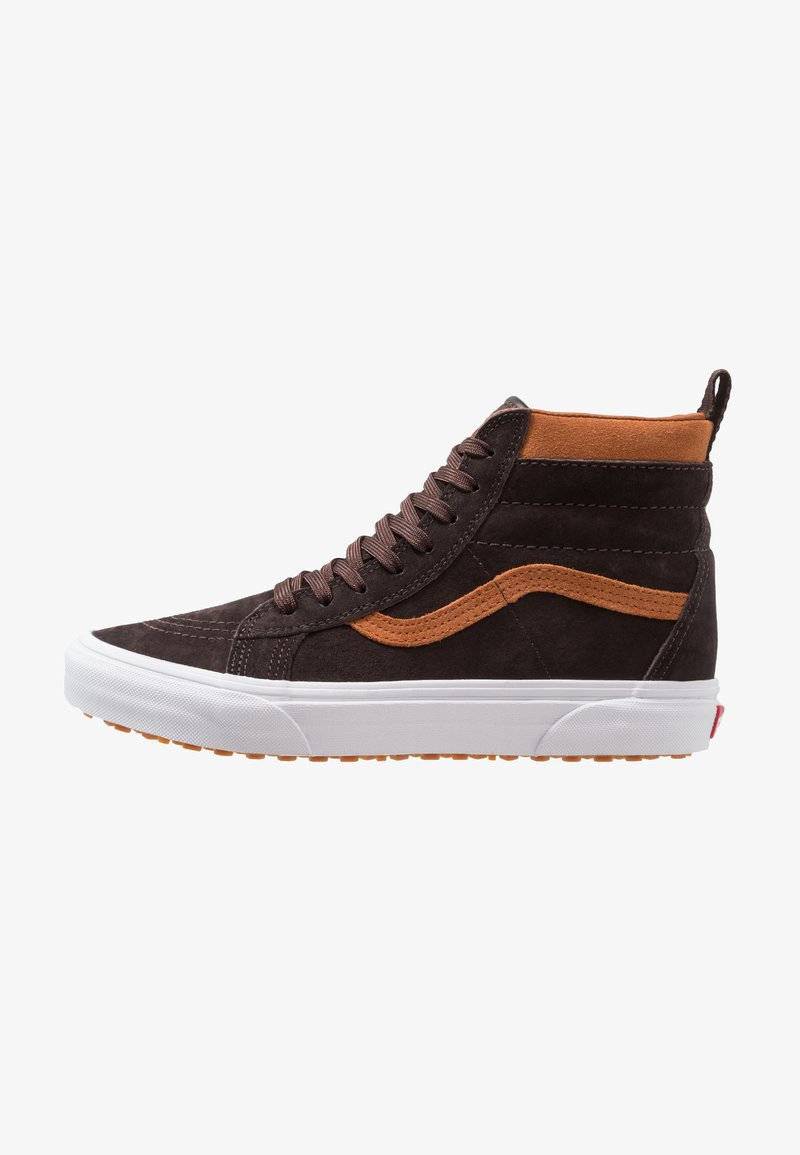 Vans - SK8-HI MTE - High-top trainers - dark brown