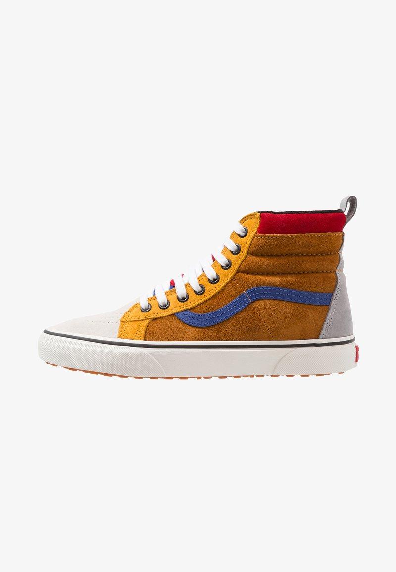 Vans - SK8-HI MTE - Sneaker high - sudan brown/mazarine blue