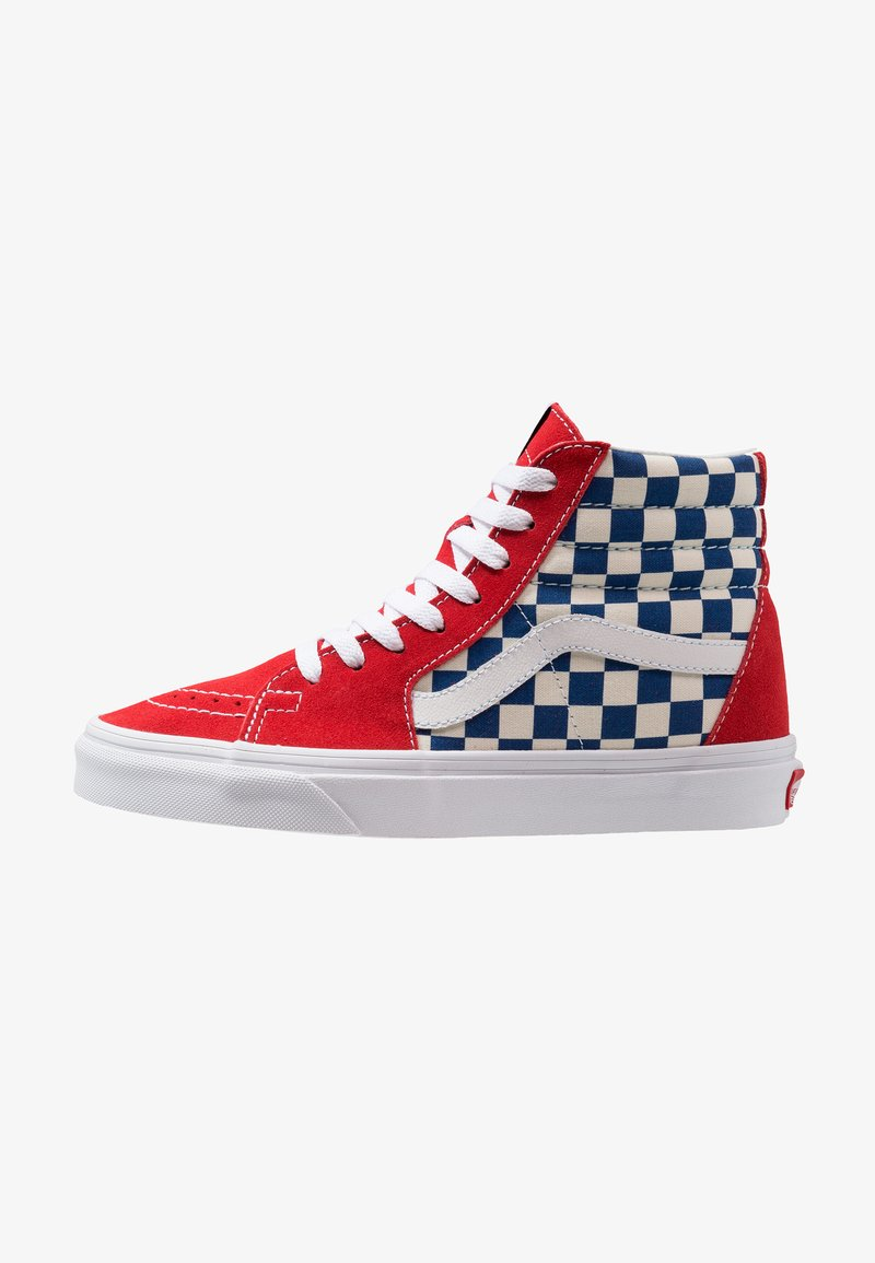 Vans - UA SK8-HI  - Sneakers alte - true blue/red