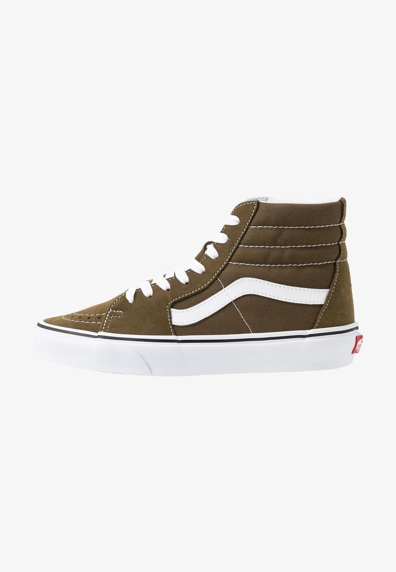 Vans - UA SK8-HI  - Baskets montantes - beech/true white