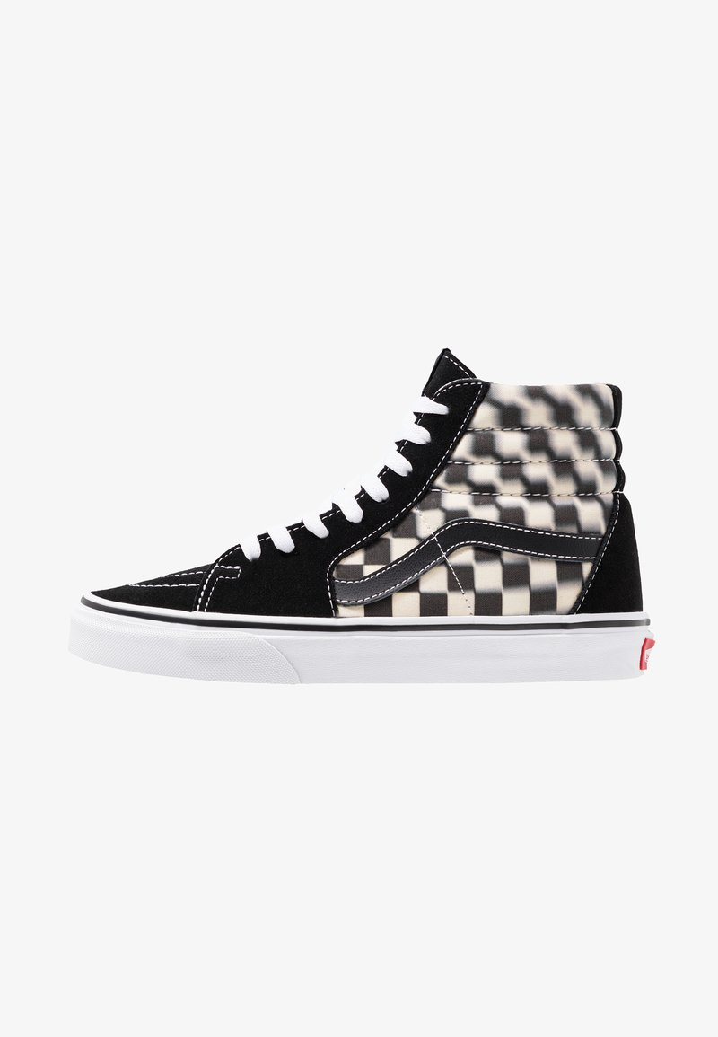 Vans - UA SK8-HI  - Sneaker high - black/classic white
