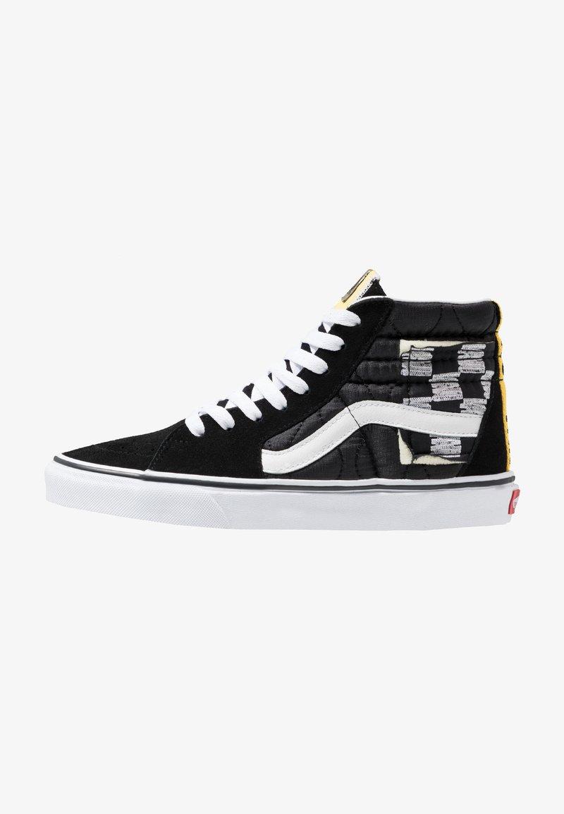 Vans - UA SK8-HI  - Sneakers alte - black/true white