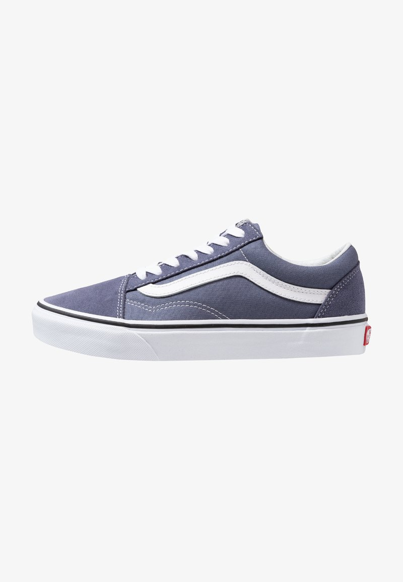Vans - OLD SKOOL - Zapatillas - grisaille/true white