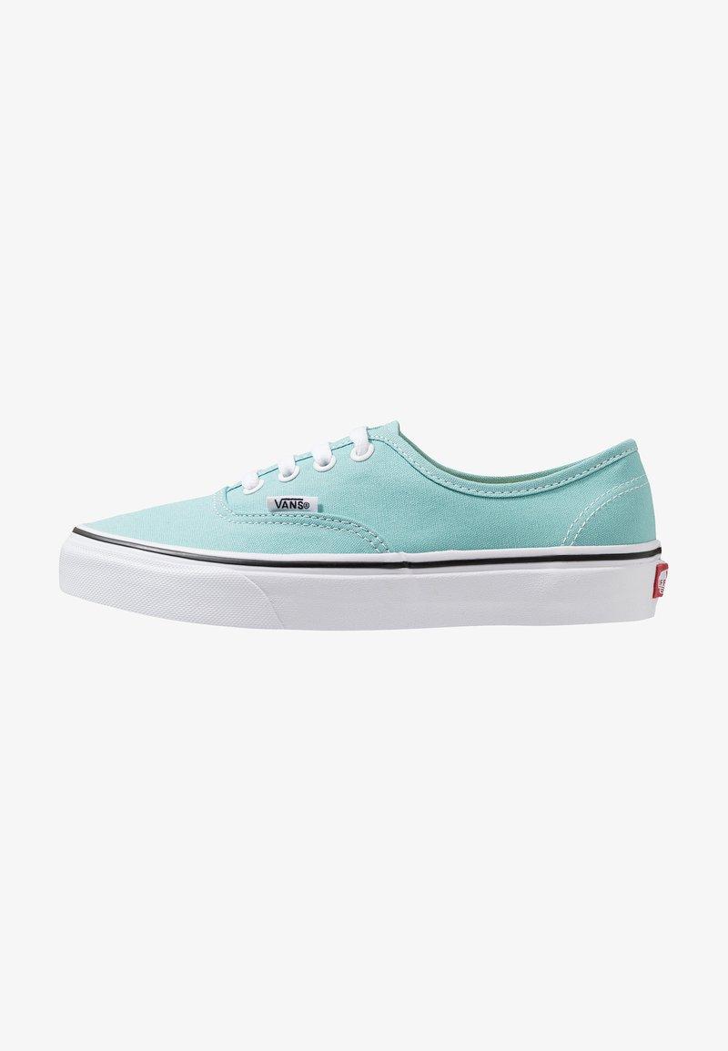 Vans - AUTHENTIC  - Sneakersy niskie - aqua haze/true white