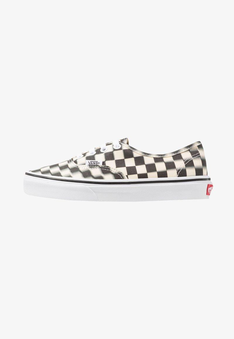 Vans - AUTHENTIC  - Sneaker low - black/classic white