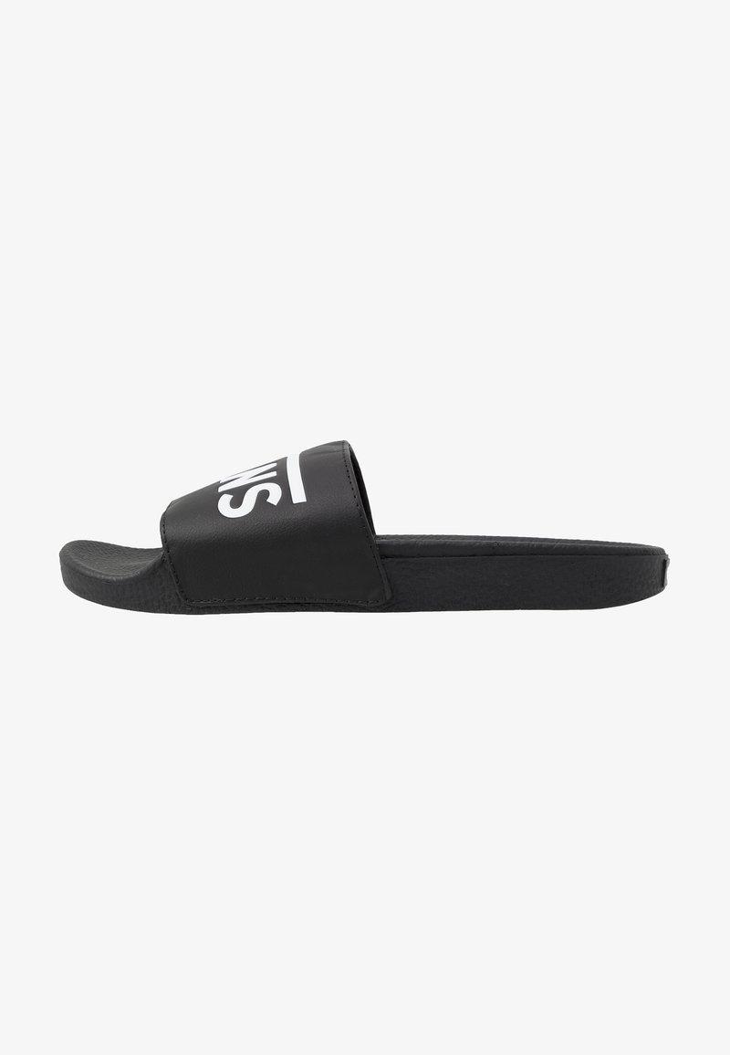 Vans - SLIDE-ON - Pantolette flach - black