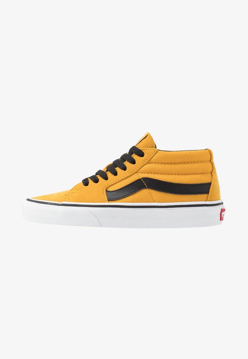 Vans - SK8 MID - Chaussures de skate - mango mojito/true white