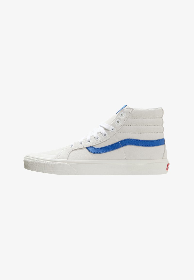 Vans - UA SK8 REISSUE 138 - Sneakers alte - true white/lapis blue