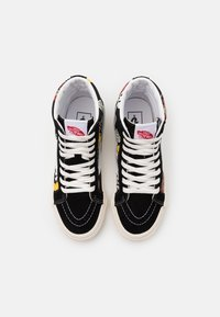 Vans - SK8 38 DX UNISEX - Zapatillas altas - black/yellow/red - 3