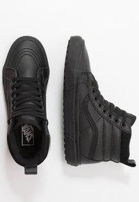 Vans - SK8 MTE - Baskets montantes - black - 1