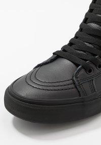 Vans - SK8 MTE - Baskets montantes - black - 6
