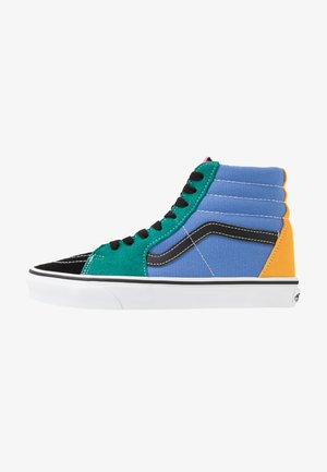 SK8 - High-top trainers - cadmium yellow/tidepool