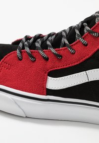 Vans - SK8 - High-top trainers - red/black/true white - 6