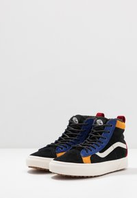 Vans - SK8 46 MTE DX - High-top trainers - black/surf the web - 2