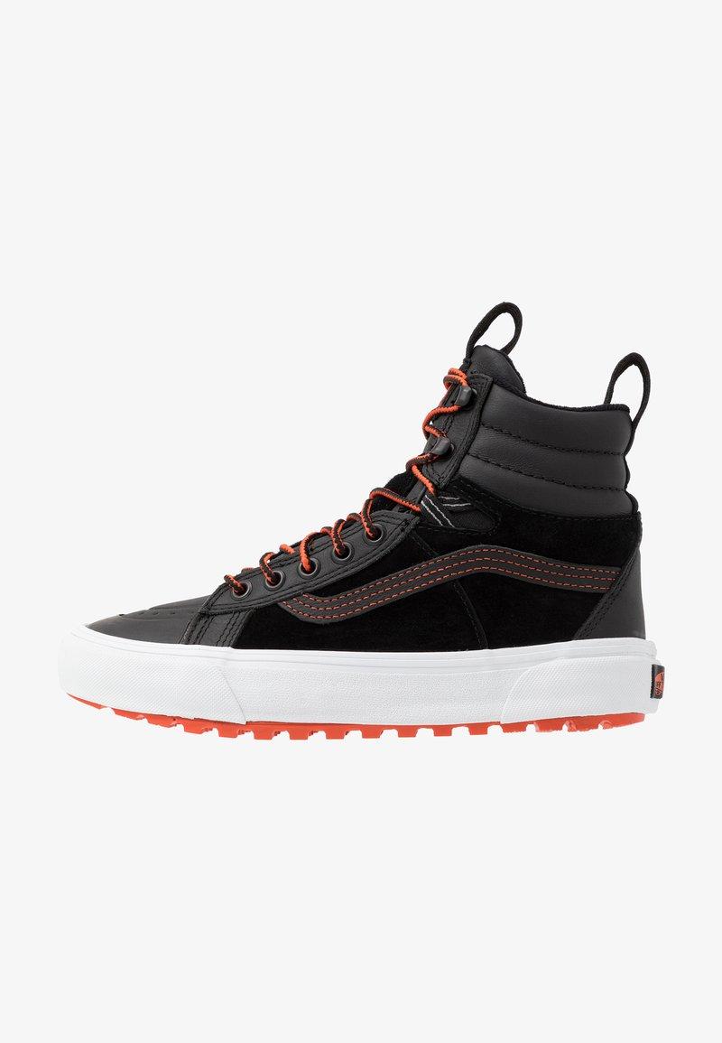 Vans - SK8 MTE 2.0 - Sneakers alte - black/spicy orange