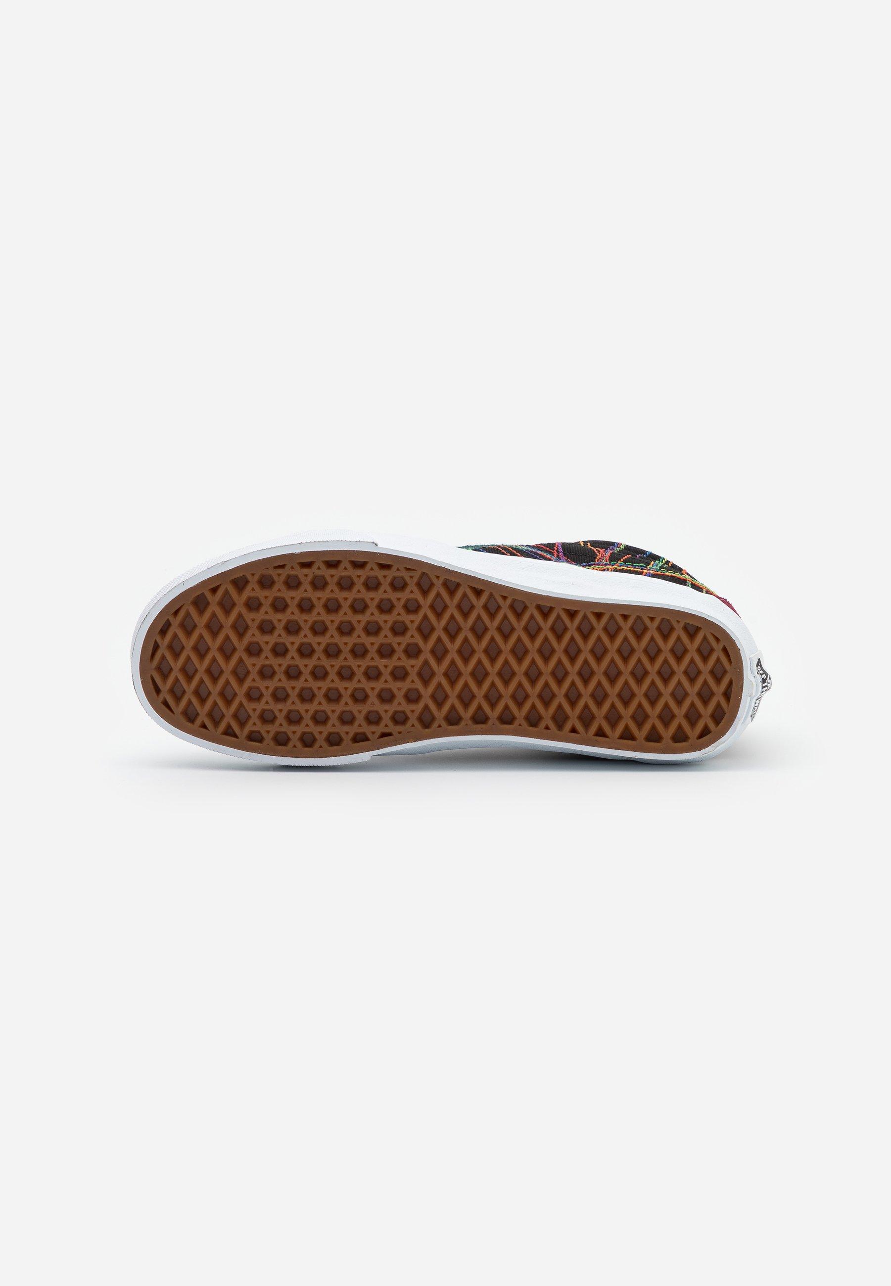 Vans SK8-MID - Sneakers alte - dark rainbow j8UwzELr