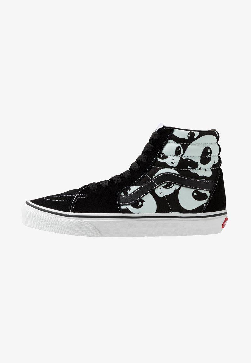 Vans - SK8 - Sneaker high - black/true white
