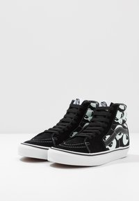 Vans - SK8 - Sneaker high - black/true white - 2