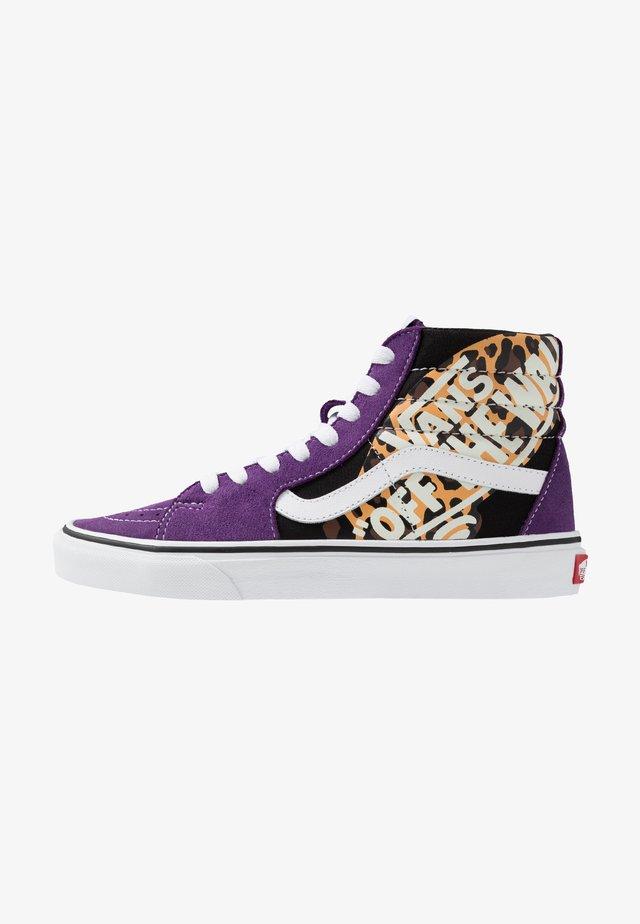 SK8 - Zapatillas altas - violet indigo/true white