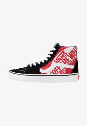 SK8 - Zapatillas altas - heel scab/black/true white