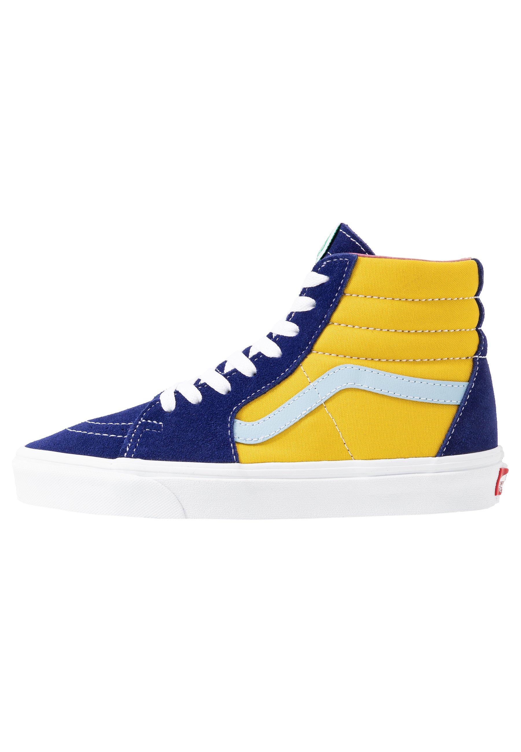 SK8 Sneaker high sunshinemulticolortrue white