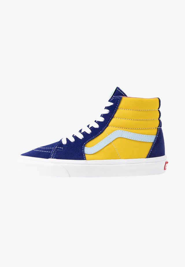 SK8 - Sneakers alte - sunshine/multicolor/true white