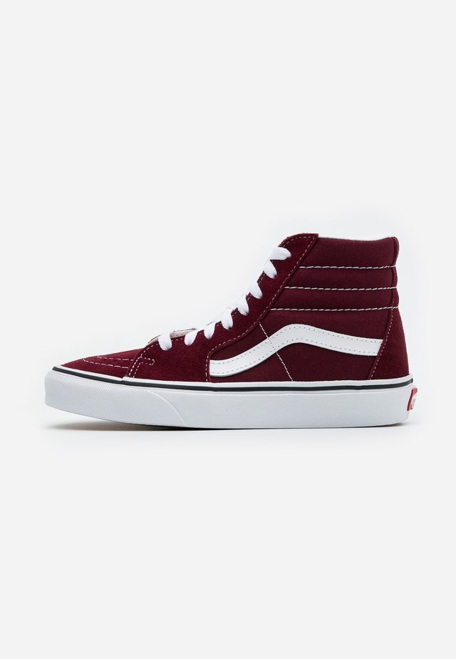 SK8 - Korkeavartiset tennarit - port royale/true white