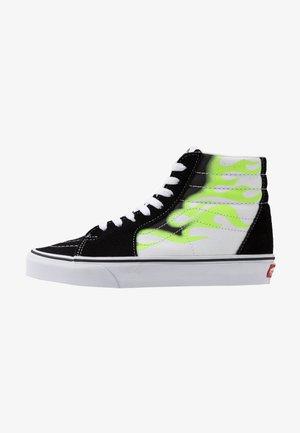 SK8 - Skate shoes - black/true white