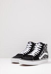 Vans - SK8 - Scarpe skate - black/true white - 2