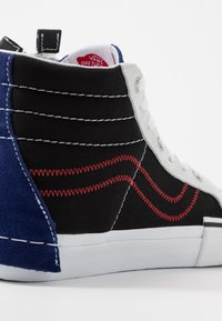 Vans - SK8 REISSUE CAP - Höga sneakers - blueprint/bit of blue - 6