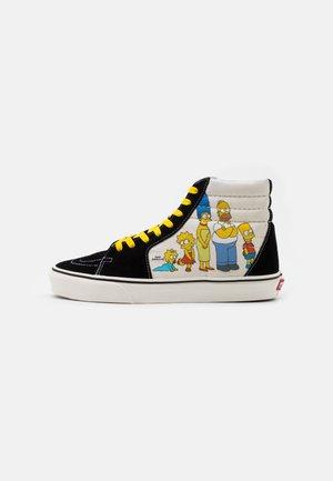 SK8 UNISEX  - Sneakers high - multicolor