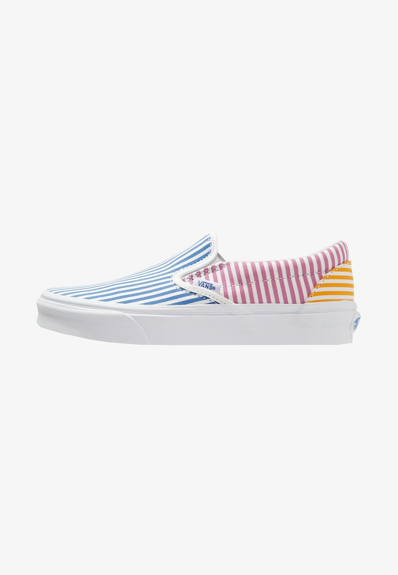 Vans - CLASSIC SLIP-ON - Slipper - blue
