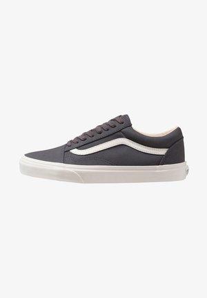 OLD SKOOL - Sneakersy niskie - asphalt/blanc de blanc