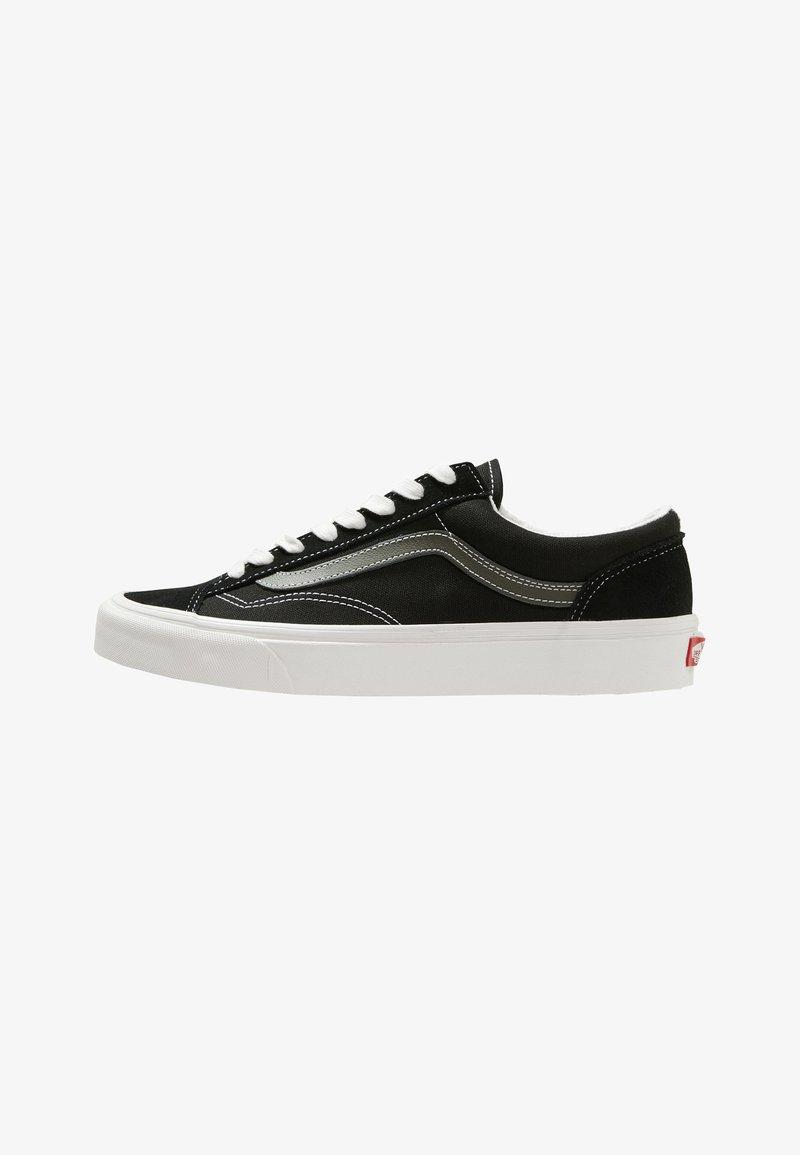 Vans - STYLE 36 - Sneaker low - black/blanc de blanc