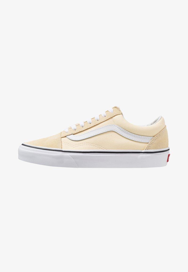 Vans - OLD SKOOL - Trainers - vanilla custard/true white