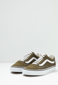 Vans - OLD SKOOL - Sneakersy niskie - beech/true white - 2