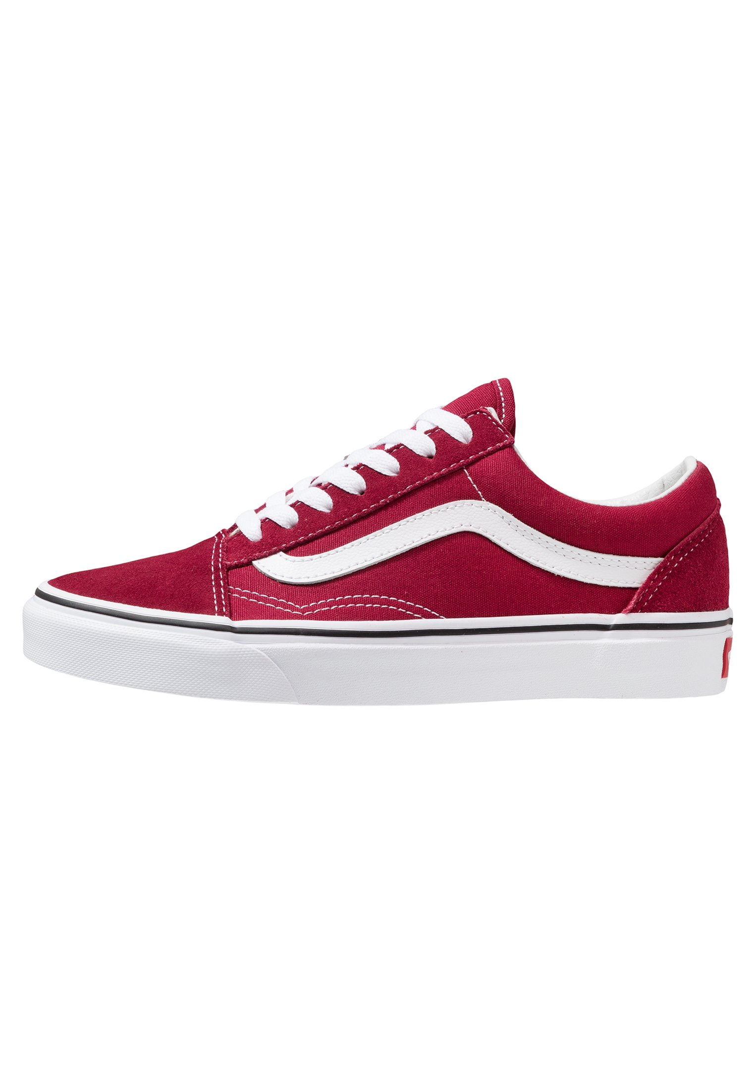OLD SKOOL Sneaker low rumba redtrue white