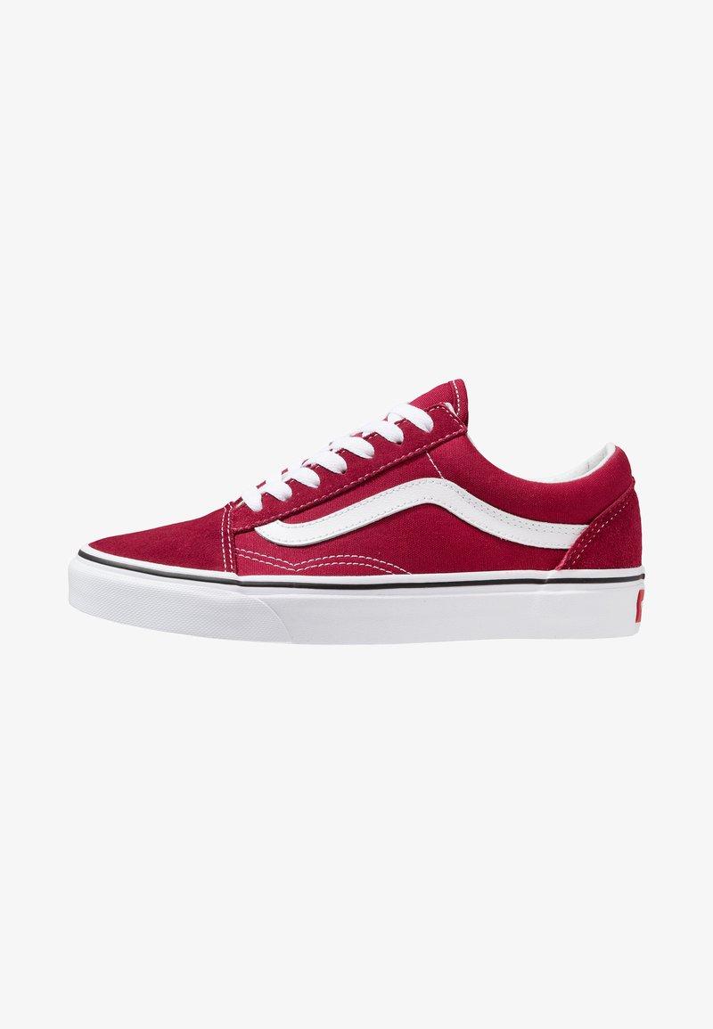 Vans - OLD SKOOL - Sneakers - rumba red/true white
