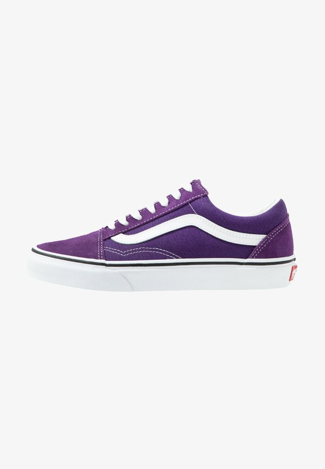 OLD SKOOL - Sneakers laag - violet indigo/true white