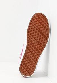 Vans - OLD SKOOL - Sneakers basse - fuschia purple/multicolor/true white - 4